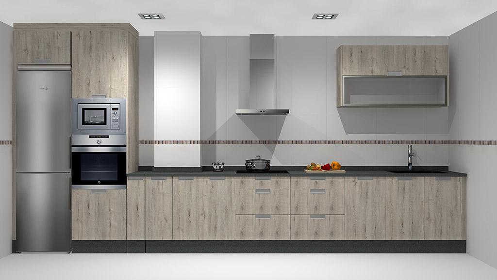 Fábrica de muebles de cocina - MUEBLES EL ZAR