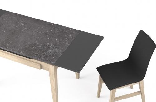 Mesa de cocina modelo Cáceres Dekton