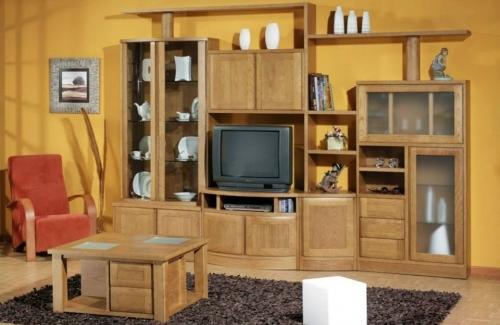 Salón clásico composición modelo Ulla 1002