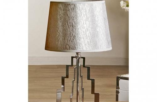 Lámpara Guida plata. Ref. 57-623