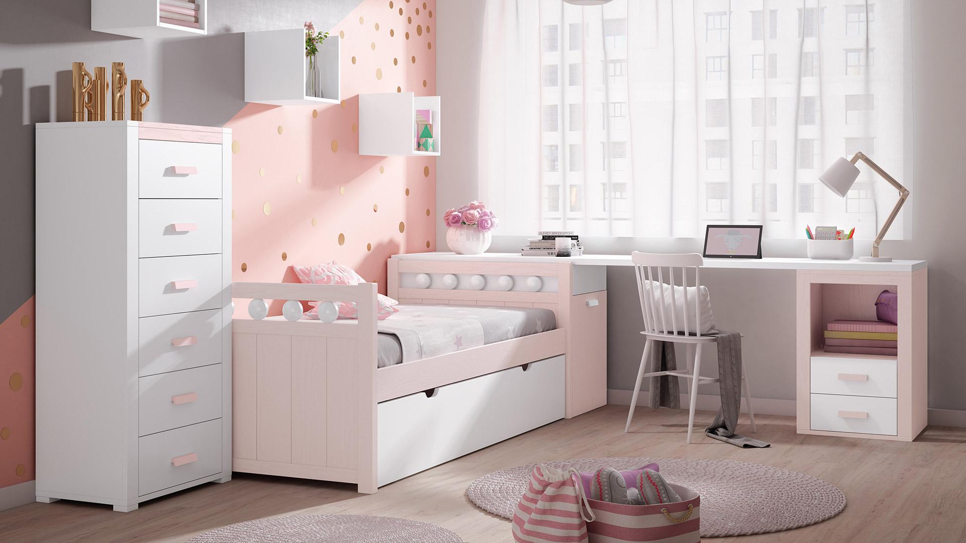 Muebles juveniles